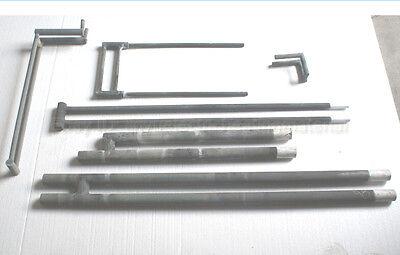 Details about  /10pcs Jinyu U Shape Sic Electric Heating Elements for High temperature Furnace