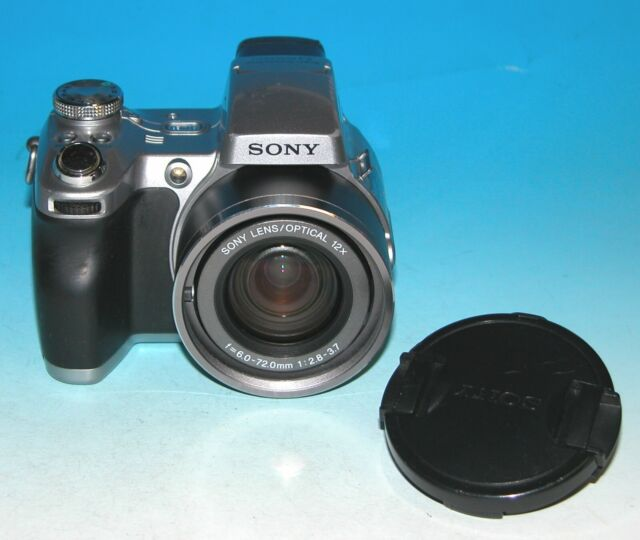 GENUINE SONY DSC-H1 VIEW FINDER COVER REPAIR PARTS