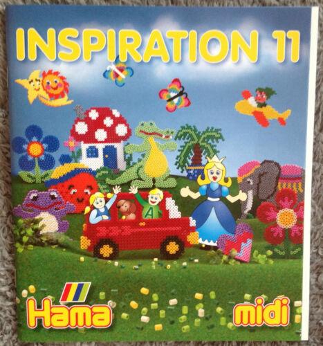 Vorlagen Midi Bügelperlen / Stiftplatten Hama Inspiration 11