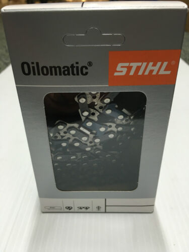 """GENUINE STIHL RAPID MICRO CHAIN SAW CHAIN TO FIT MS251 18/"""" INCH 68DL .325/"""" 1.6MM"""