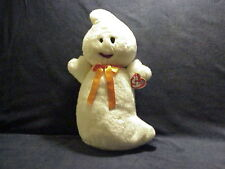 2001 HALLOWEEN TY BEANIE BUDDIES COLLECTION GHOST SPOOKY RETIRED LAST ONE LEFT