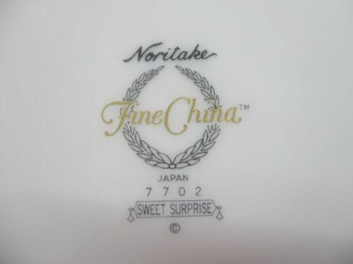 """NORITAKE SWEET SURPRISE BREAD /& BUTTER PLATE 6 1//2/"""" 0307G"""