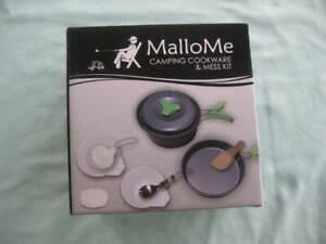 MALLOME-CAMPING-COOKWARE-amp-MESS-KIT-NEW