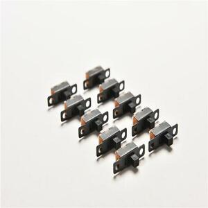 Pop-20pcs-5V-0-3A-Black-Mini-Size-SPDT-Slide-Switch-On-Off-3-Pin-PCB-for-DIY-Fad