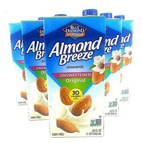 Blue-Diamond-Almond-Breeze-Unsweetened-Original-Milk-5-count-32-OZ