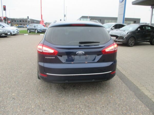 Ford Mondeo 2,0 TDCi 163 Collection stc. - billede 2