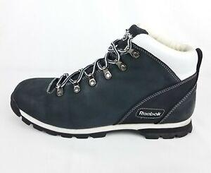 Reebok-Men-039-s-Black-Hiking-Work-Boots-Size-10-5