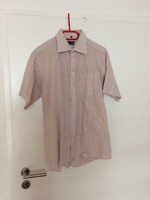 Herrenmode Shirts & Hemden Abrams Hemd Größe 43/44 Bequemes GefüHl