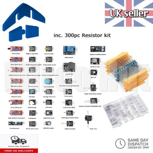 Guide /& code tant pour Arduino /& Raspberry Pi-COFFRET 37 En 1 capteur Starter Kit