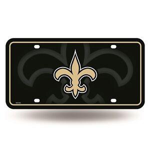 New-Orleans-Saints-Metal-License-Plate-Tag