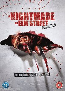 A-Nightmare-On-Elm-Street-1-2-3-4-5-6-7-Complete-Box-Set-Collection-New-DVD