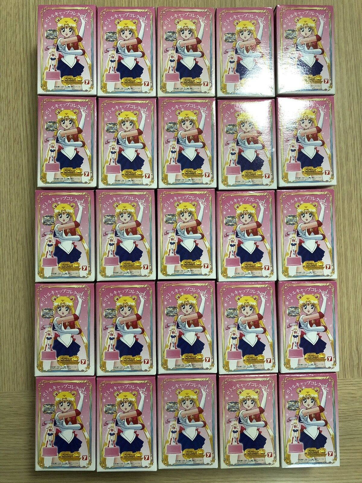comprar barato Sailor Moon World Bottle Cap Collection Figures Jun Planning Planning Planning 2001  genuina alta calidad