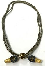 CIVIL WAR US CSA UNION CONFEDERATE OFFICER HAT CORD-SENIOR GENERAL STAFF OFFICER