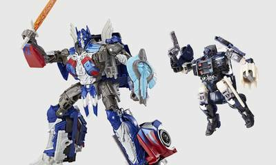 Roll out the savings on Transformers