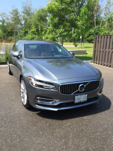 2018 Volvo S90 Inscription | Plug-In Hybrid | Lease Takeover