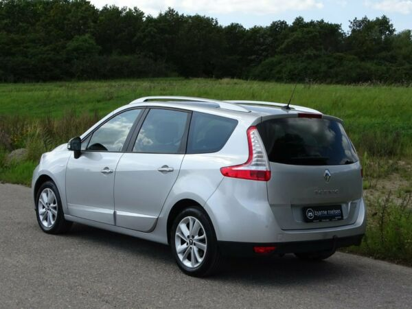 Renault Grand Scenic III 1,5 dCi 110 Limited Navi Style 7p - billede 3