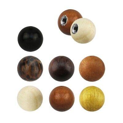 1,6 mm  Ø Schraubkugel Ersatz Piercingkugel diverse Farben Acryl