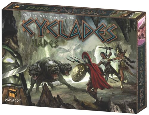 Cyclades Hades Expansion - (New)
