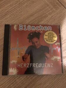 Herzfrequenz de Blümchen   CD   état très bon