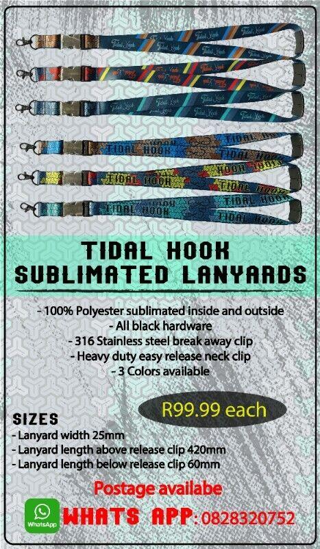 Lanyards - Sublimated