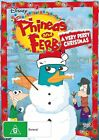 Phineas And Ferb - A Very Perry Christmas (DVD, 2010)