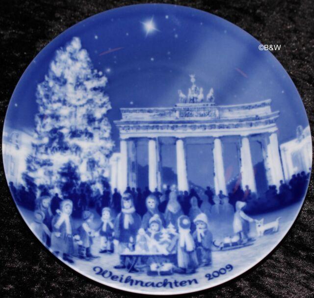 2009 BERLIN DESIGN WEIHNACHTSTELLER TOP 1. WAHL