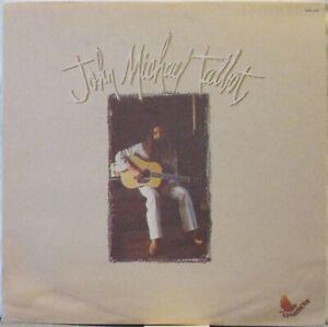 JOHN MICHAEL TALBOT s/t LP Top 1970s Jesus Music Folk Rock—ex-Mason Proffit