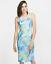 Nike-Women-039-s-Sportswear-Sleeveless-Floral-Dress-M-Blue-White-Multi-New miniature 1