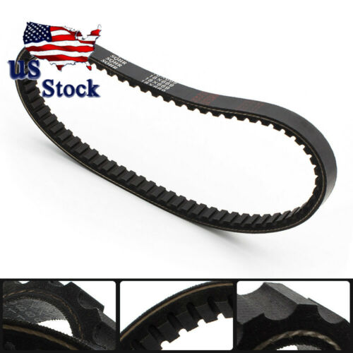 1 Pice Black For Chinese Scooter GY6 50CC Motorcycle ATV UTV Drive Belt