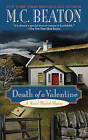 Death of a Valentine by M C Beaton (Paperback / softback)