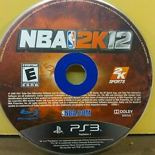 NBA 2K12 (PS3) USED AND REFURBISHED (DISC ONLY) #10891