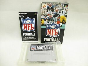 NFL-FOOTBALL-Ref-ccc-Super-Famicom-Nintendo-sf