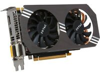 ZOTAC GeForce GTX 970 4GB 256-Bit Graphics Card (ZT-90101-10P)