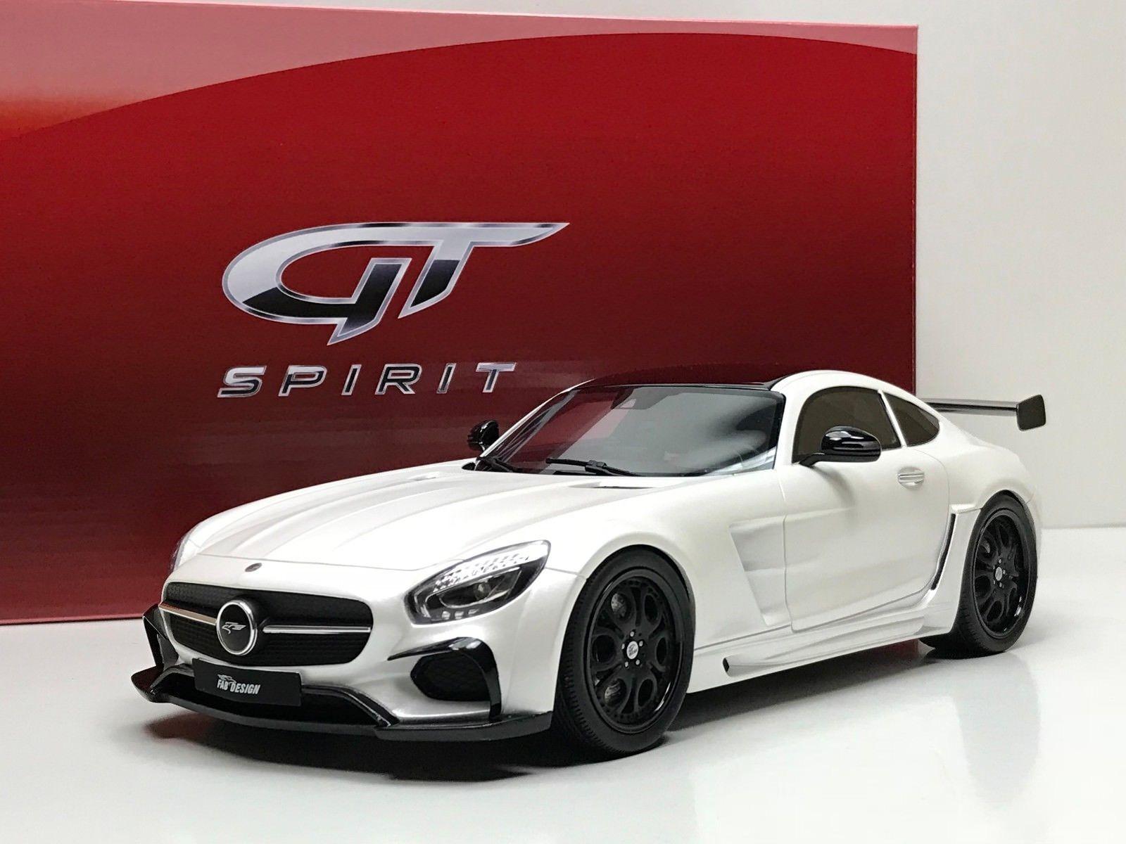 clásico atemporal Mercedes AMG GT Fab Design Areion    1 18 GT SPIRIT  directo de fábrica