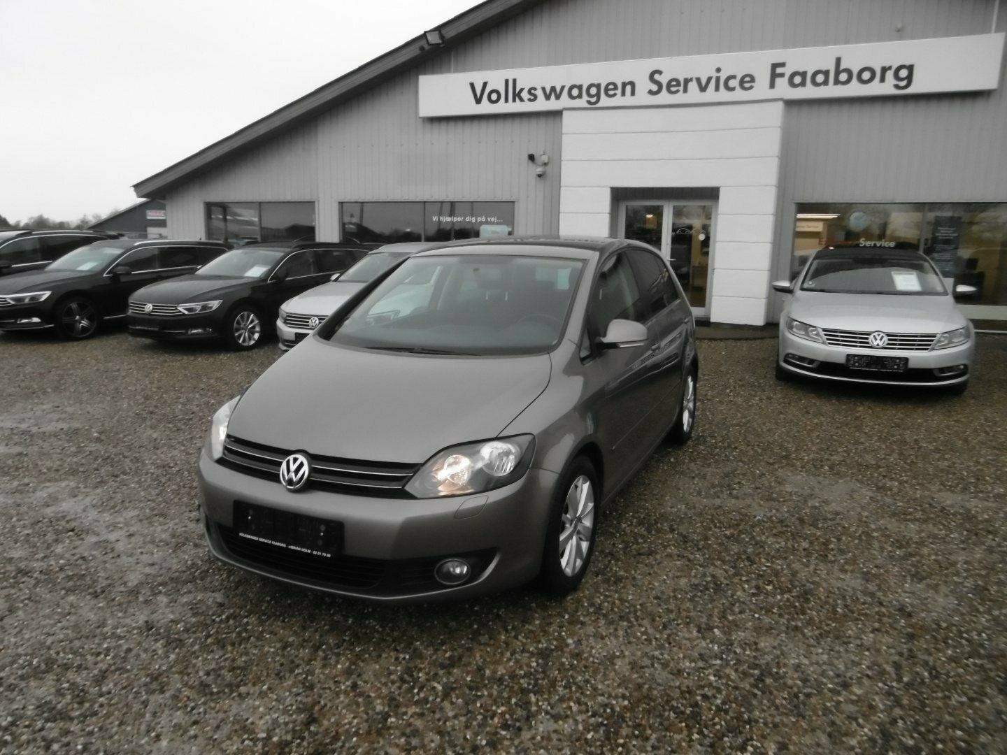 VW Golf Plus 1,4 TSi 122 Comfortline 5d - 109.700 kr.