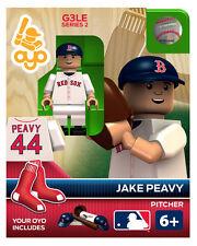 Jake Peavy MLB Boston Red Sox Oyo Mini Figure NEW G3