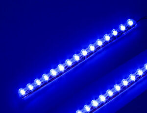 6x-BLUE-Waterproof-6-034-LED-Strip-Flexible-Light-for-Motor-Car-Truck-Boat-Bike-12V