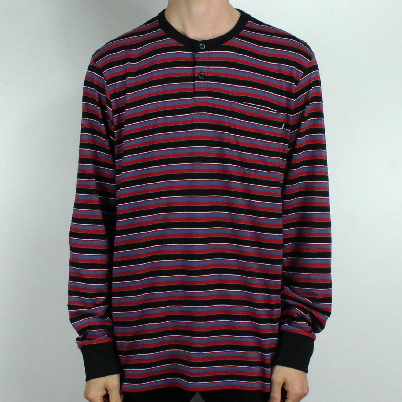 Primitive Drake L S T-Shirt – Red in sizes S,M,L
