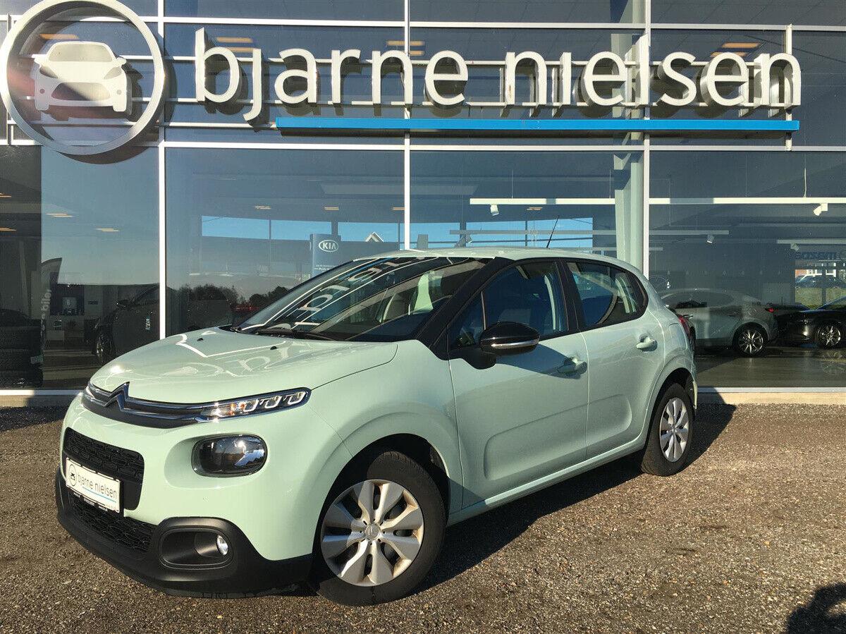 Citroën C3 1,6 BlueHDi 75 Feel+