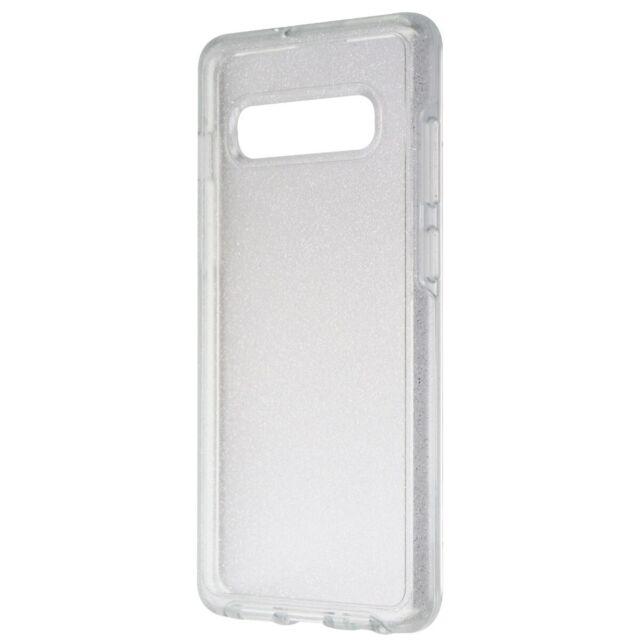 newest 06d88 0e5e7 OtterBox Symmetry Case for Samsung Galaxy S10+ (Plus) -  Stardust/Clear/Glitter