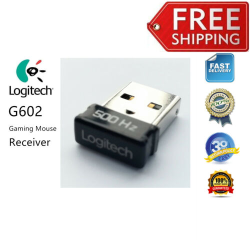 Logitech G602 Wireless Gaming Mouse Receiver USB Dongle 993-000929