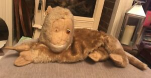C.1950 Comfortable And Easy To Wear Alpha Farnell Plush Toys Antique Mohair Monkey-chimp Pyjama Case