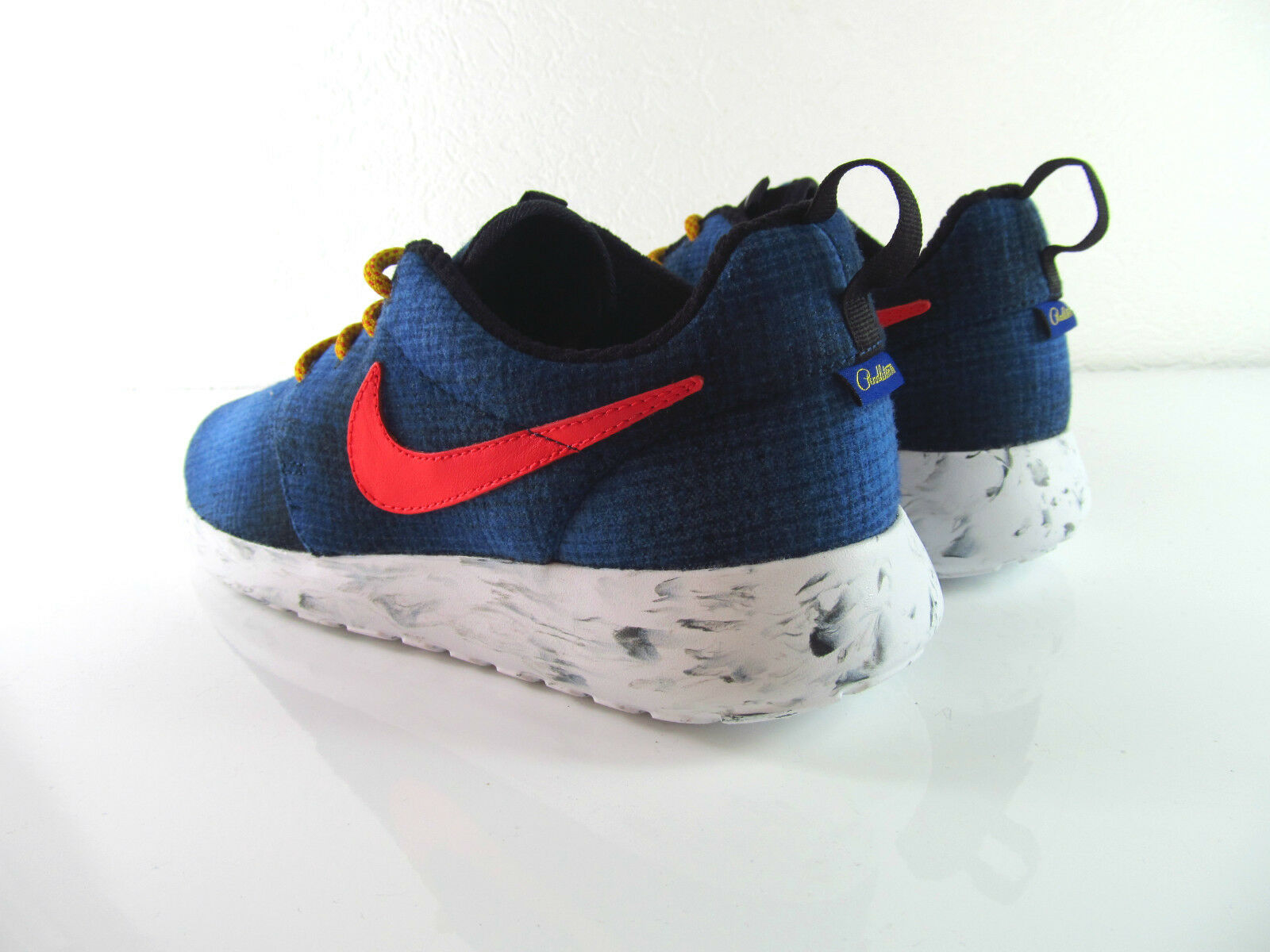 Nike Rosherun Roshe ID Premium Pendleton Very US_9.5 Rare Running UK_8.5  US_9.5 Very Eur 43 728c08