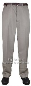 46 Taupe 58 Il Flexi 52 Trouser 56 42 60 48 44 Big Louth 54 Mens 29 Kam 50 pollici Pqn15