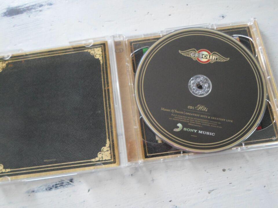 Gasolin: Masser af succes - Greatest Hits & Greatest Live,