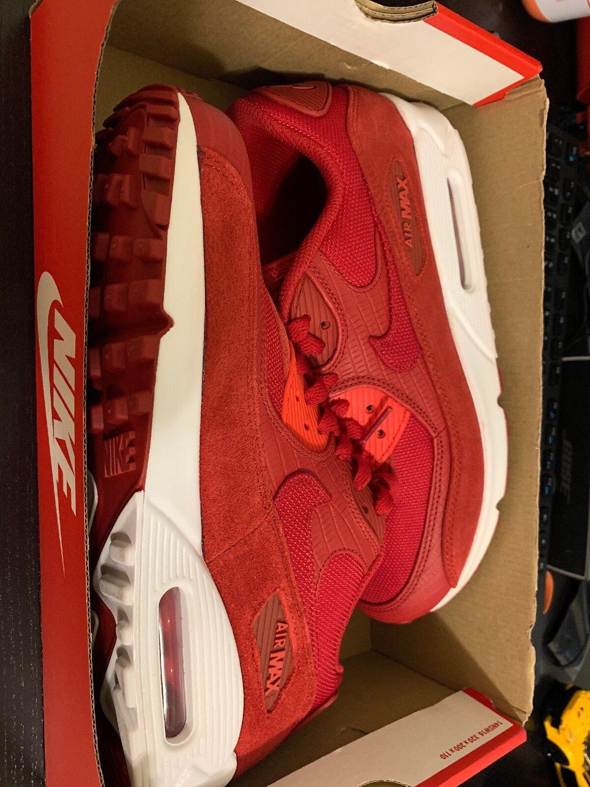 Nike air max 90 premium Size8 700155-602