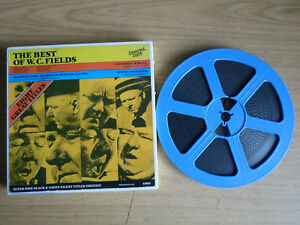Super-8mm-sound-1x400-THE-BEST-OF-W-C-FIELDS-Classic-comedy-compilation