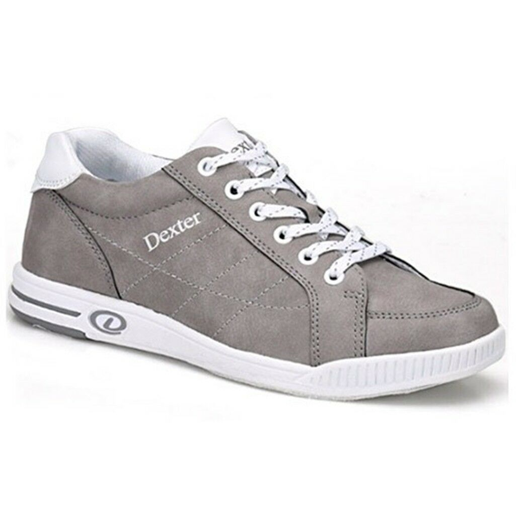 Dexter Kristen Dove Grey Womens Bowling shoes