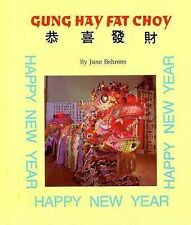 Gung Hay Fat Choy: Happy New Year (Festivals and Holidays)-ExLibrary