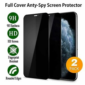 For-Apple-iPhone-11-Pro-Max-Full-Cover-Privacy-Anti-Spy-Glass-Screen-Protector